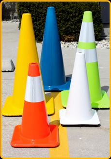 3S-700 Traffic Cone Color Options