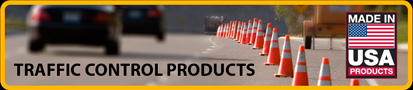 Traffic Control Products, Made in the USA